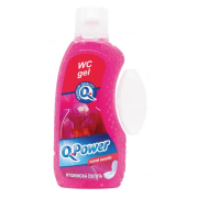 Q-Power WC záves gél 400ml Exotic