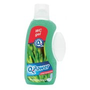 Q-Power WC záves gél 400ml Borovica
